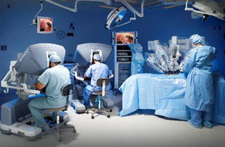 Cirurgia Robotica